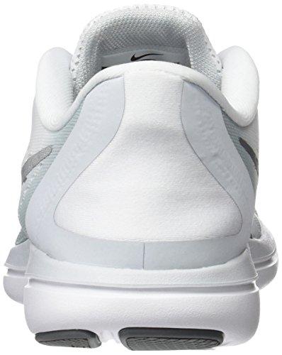 Nike Women's Nike Free Rn Sense Running Shoe, Scarpe Sportive Indoor Donna Multicolore (100 B C O Plata)