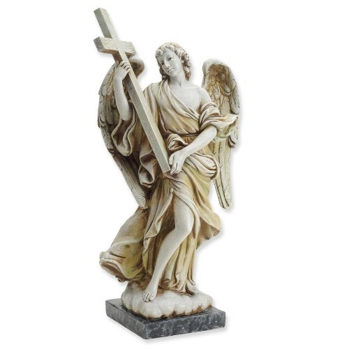 vatican-observatory-foundation-from-gregg-gift-for-enesco-garden-angel-with-cross-figurine-12-inch-b