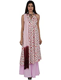 Rina Dhaka Women's Cotton Salwar Suit Set