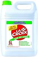 LA CROIX - Eau de Javel La Croix 3,6 % Désinfectant - Tue 100 % des Microbes, Virus et Bactéries - Nettoyant Ménager...