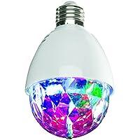 TV Unser Original - 05783 - easy!maxx Disco Deluxe, Lampada LED con gioco di luci effetto discoteca