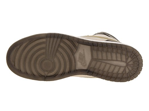 Nike Air Jordan 1 Ret Hi Prem Hc Gg, Scarpe da Basket Bambina Bianco (Blanco (Blanco (Prl Wht / Mtlc Gld Str-Blk-White)))