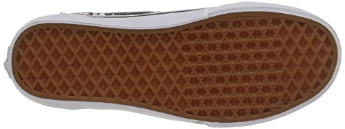 Furgoni Multicolore Sneakers Skool vintage Floreali U Unisex Basso Grafite Blu Old xgdT6q6