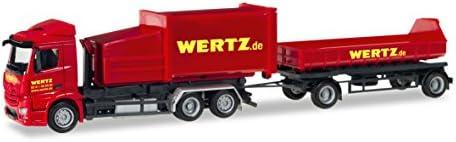 Mercedes Mercedes Mercedes Antos , Wertz Aachen, 0, voiture miniature, Miniature déjà montée, Herpa 1:87 | En Ligne Outlet Store  1df626