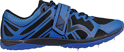 More Mile b-grade, Warrior, 1Cross Country-Spikes (mit Tape), Blau, blau, 29 (Cross-country-spike)