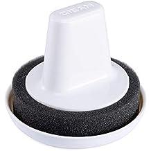 Cepillo de bañera esponja mango bandeja herramienta de limpieza cuarto de baño estufa de gas encimera