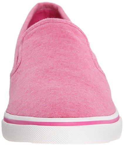 Lauren Ralph Lauren Janis Fashion Sneaker Pink Jersey Knit