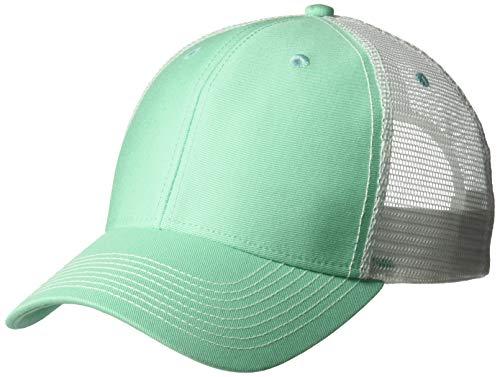 Ouray Sportswear Erwachsene Sideline Cap Hut, Cool Mint/White, Einstellbar