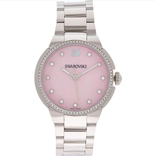 City color oro rosa con cristalli swarovski, lunghezza 5181642 orologio da donna