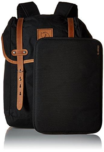 Fjällräven Unisex Rucksack No.21 Black