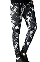 Generic Men's Slim Fit Camo Sport Sweatpants Casual Haren Pants XS 1