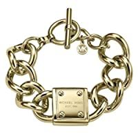 Michael Kors Bracelet For Women, Stainless Steel, MKJ3722710