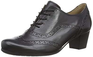 Gabor Denver 05.460 Damen Schnürhalbschuhe, Black (Black Leather), 35.5 EU (3 UK)