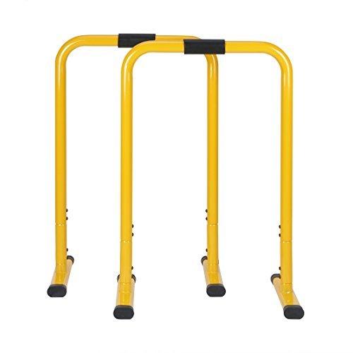 HLC-Barras dominadas, fitness- buena herramienta para el entrenamiento de los músculos, altura ajustable, 76*61*38cm