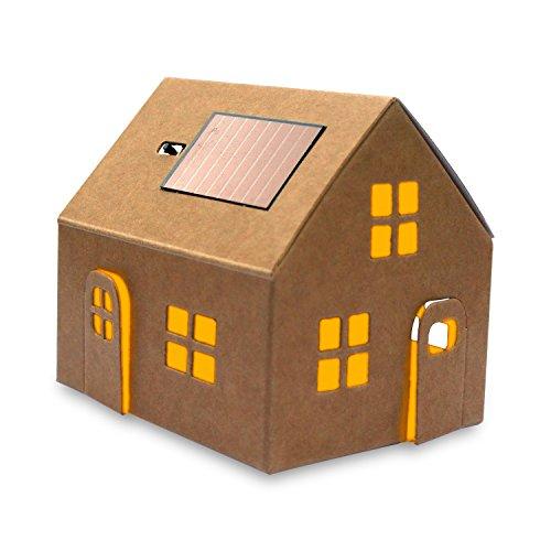 Preisvergleich Produktbild Casagami Solar-Häuschen - Natur