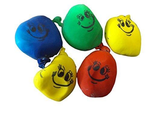 Einzigartige Jungen Mädchen Unisex Klein Weiche Gesichter Froh stretchy used stimmung bälle Geschenk Beute Party Beutel Füllung übergeben Sie die Paket Pinata Spielzeug by Fat-catz-copy-catz - 20x small squishy