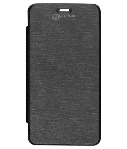 DMG Flip cover for Micromax Unite 2 A106 (Black)