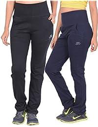 sweekash women's Track pants (Combo Pack of 2)