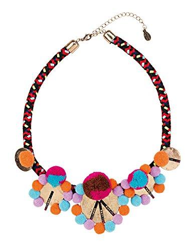 Desigual Damen-Kragen Halskette - 18SAGO527002U (Kragen-halskette Damen)