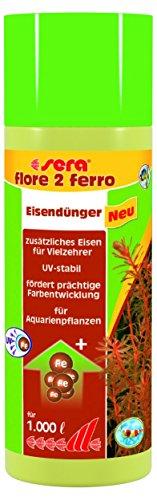 sera-03345-flore-2-ferro-engrais-pour-plantes-magnifique-developpement-particulierement-rouge-aquari