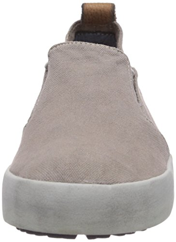 Blackstone Jl57, Mocassins Femme gris (opal grey)