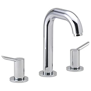 Hansgrohe 31730001 Focus S Widespread Faucet, Chrome by Hansgrohe