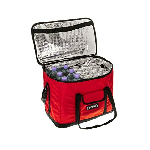 Extra Large 30 Litre 60 Can Imnsulated Cooler Cool