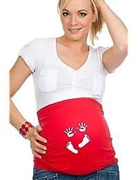 Amazon.fr   Rouge - Sous-vêtements   Vêtements grossesse et ... 97ff941a2e8