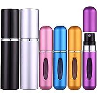 5ml/10ml Mini Atomizador de Perfume Vac¨ªos Botella Recargable Rociador de Bomba Frasco