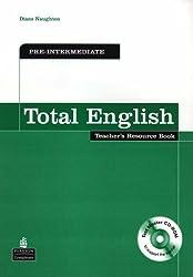 Total English: Pre-Intermediate Teacher's Resource Book for Pack