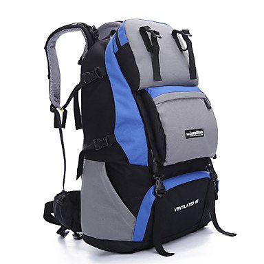 60 L Rucksack Multifunktions lightblue