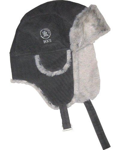 BLANC DU NORD IKKS cappello grigio Taglia unica