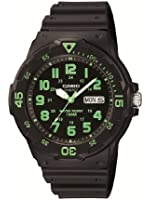 Casio Herren-Armbanduhr Analog Quarz Resin MRW-200H-3BVEF