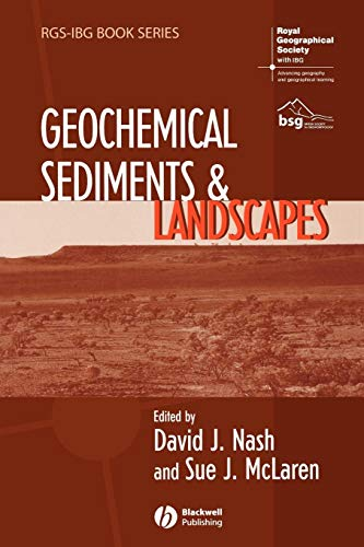 Geochemical Sediments RGS (RGS-IBG Book Series)
