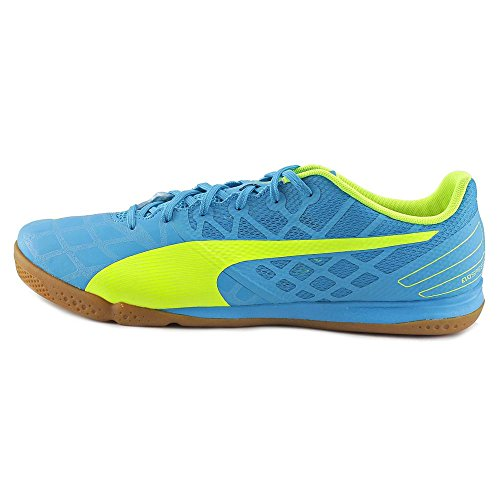 Puma evoSpeed Sala 3.4 Synthétique Chaussure de Course Atomic Blu-Sfty Yellow-Gum