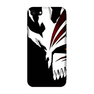 GADGETS WRAP Printed Back Cover and Case For Apple iPhone 7( davil face )
