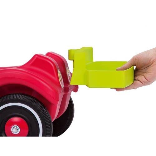 BIG Bobby Car Classic Cherry Girl - Kinderrutscher Kinderfahrzeug Rutschfahrzeug - 5