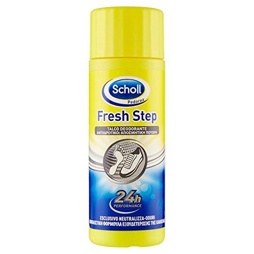 Scholl pedorex talco deodorante 75 g, standard