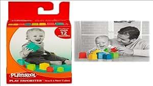 Playskool - 16810 - Eveil - Cubes Gigognes