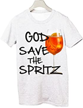Tshirt God save the spritz - Tutte le taglie by tshirteria
