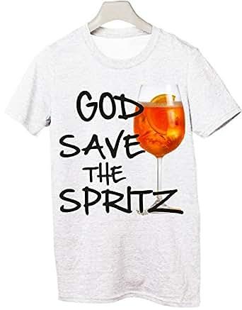 Tshirt God save the spritz - Tutte le taglie by tshirteria