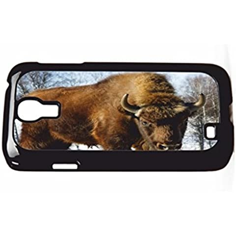 Buffalo SAMSUNG S4, colore: nero a scatto con immagine#2 - Buffalo Scatti