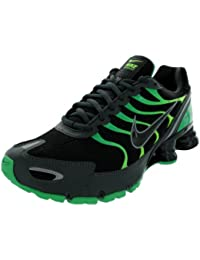 new product 8542a caf57 Nike 555341-004 Shox Turbo VI SL Chaussures de Course pour Homme