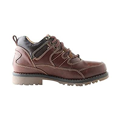 Red Chief RC2401 D.BRN Men Casual Boots 11 UK