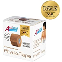 Preisvergleich für Aktimed Tape CLASSIC beige | Physio-Tapes für kinesiologisches Taping | Kinesiologisches Tape | hochelastisch...