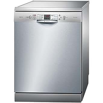 Bosch sms54N08ii Lave-vaisselle Classe A + + Capacité 13couverts–Inox Anti-traces à libre installation