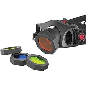 Ledlenser Color Filter Set 35mm, black