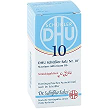 Biochemie Dhu 10 Natrium Sulfur D 6 Globuli 10 g