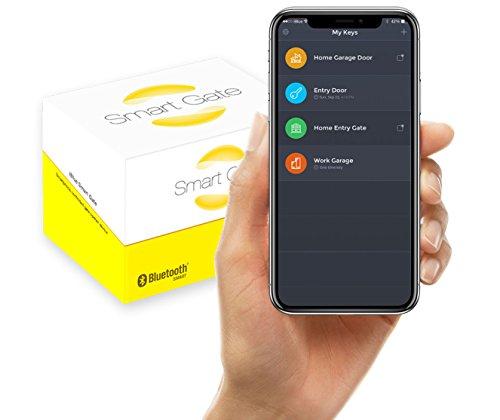 iBlue Smart Gate - ersetzt die Fernbedienung durch das Smartphone