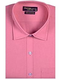 ACCOX Men's Regular Fit Formal Shirt